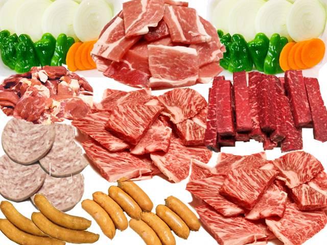 国産肉ライトセット