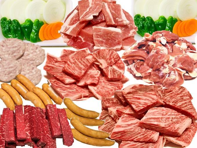 国産肉レギュラーセット