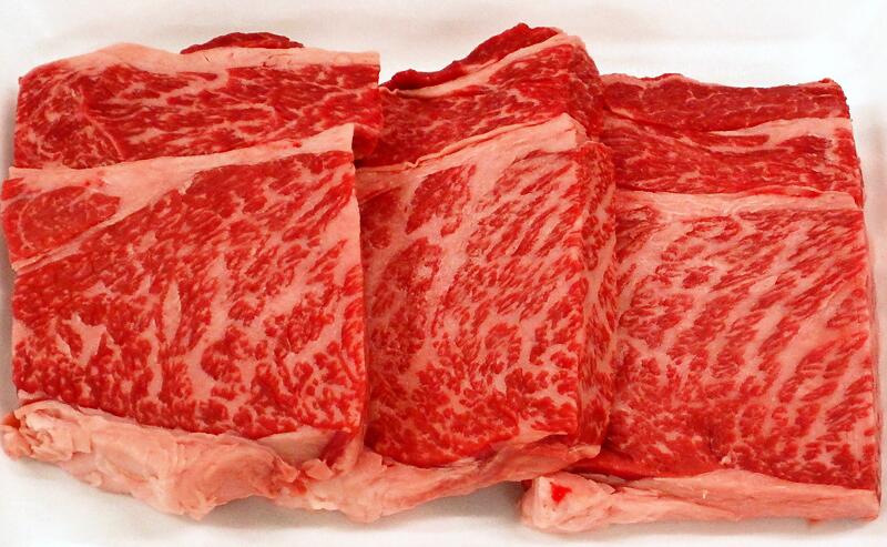 特選和牛ステーキ